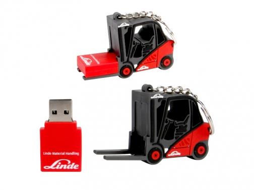 Linde Gabelstapler USB Stick