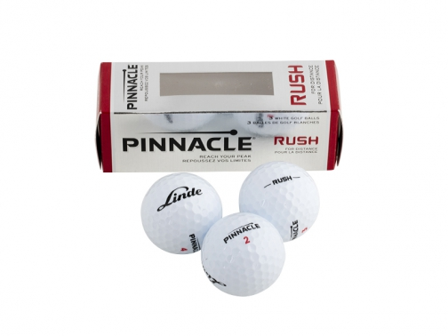 Pinnacle Rush Golfball