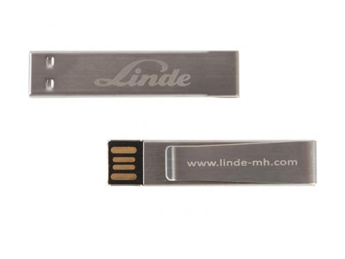 USB stick paperclip