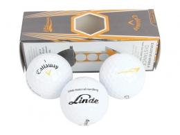 Golfball Callaway Warbird